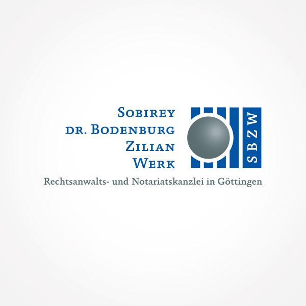 Logo Designer Grafiker Juristen Anwalt Kanzlei Notar